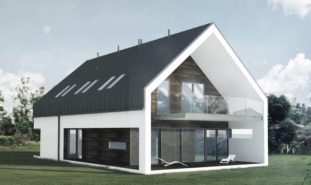 Gotowe Projekty Domów Piętrowych Nanostudio