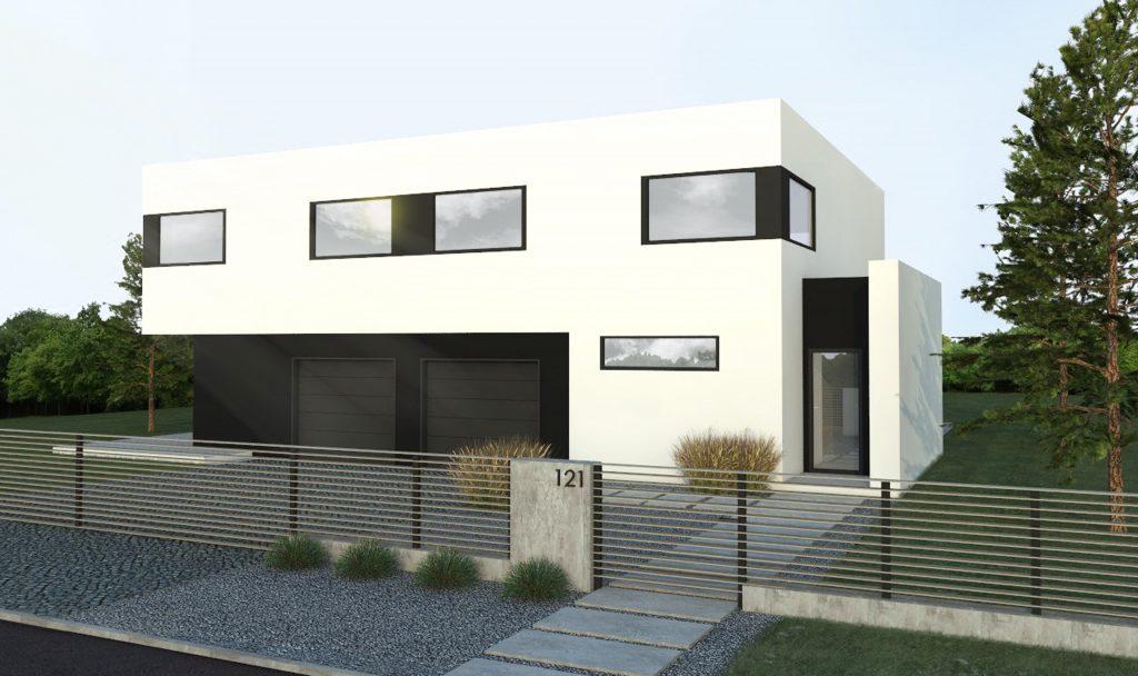 Gotowe Projekty Nowoczesnych Domów Jednorodzinnych Parterowych