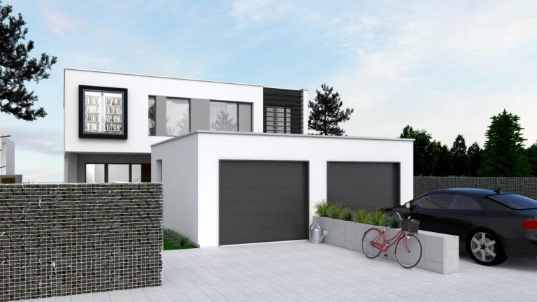 Architekt projekty domów Warszawa