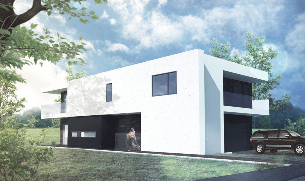 Gotowy projekt domu parterowego FX-3