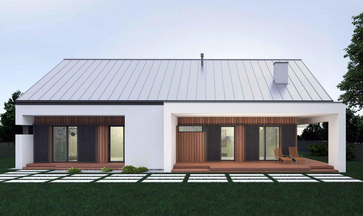 Gotowy projekt domu piętrowego FX-47