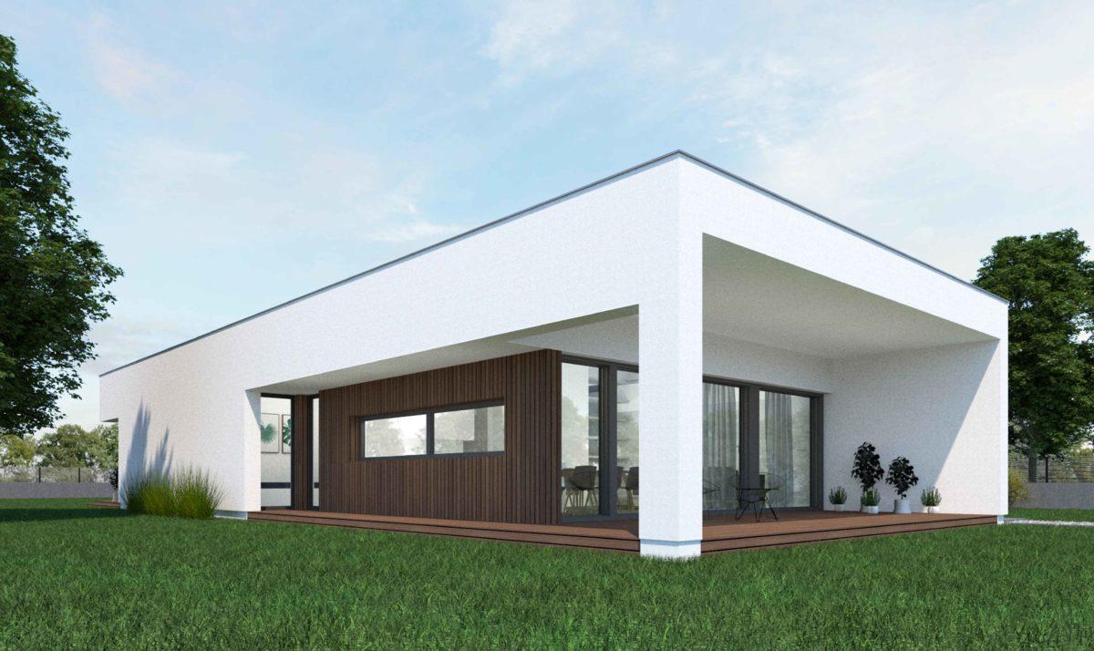 Gotowy projekt domu piętrowego FX-25