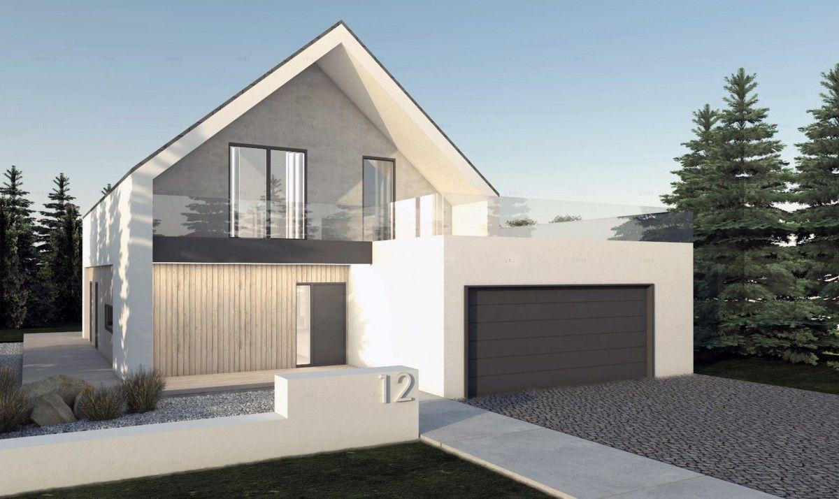 Gotowy projekt domu piętrowego FX-64