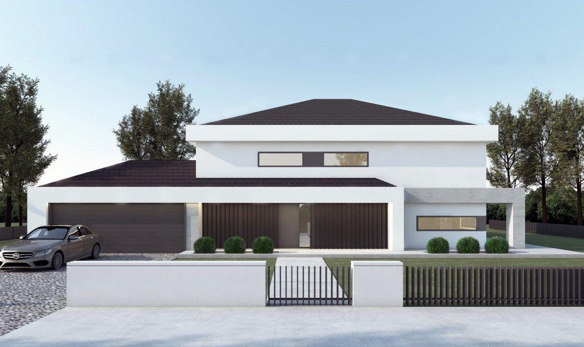 Gotowy projekt domu piętrowego FX-31