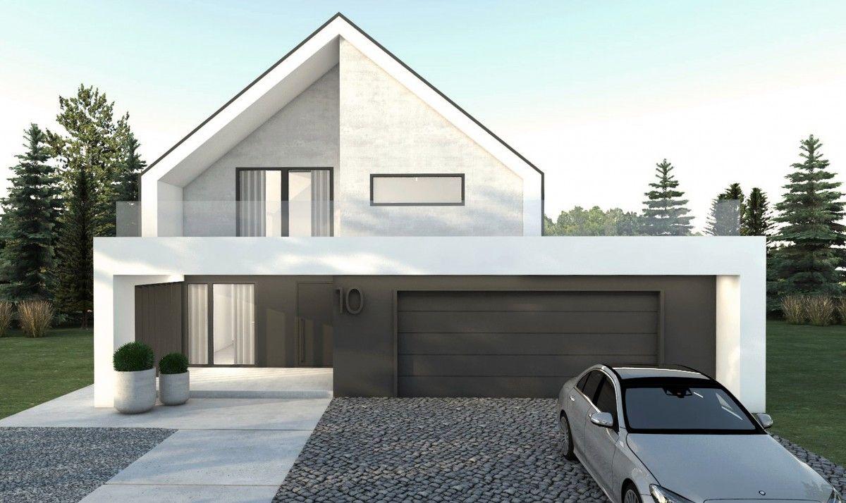 Gotowy projekt domu piętrowego FX-26