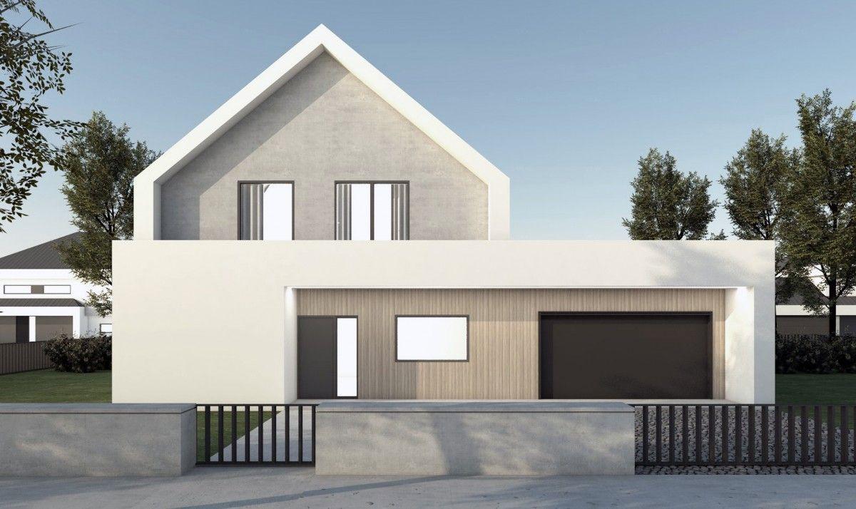 Gotowy projekt domu piętrowego FX-60